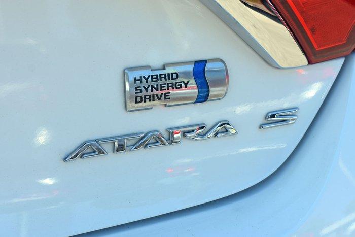 2017 Toyota Camry Atara S AVV50R Diamond White