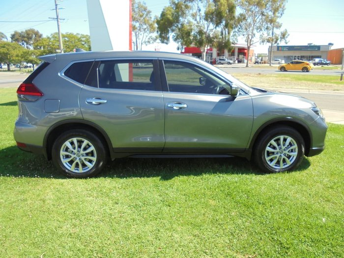 2018 Nissan X-TRAIL ST T32 Series II Grey