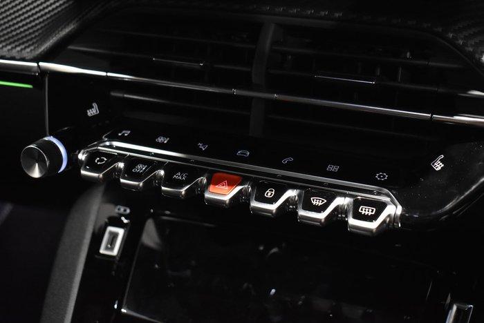 2020 Peugeot 2008 GT Sport P24 MY21 Orange