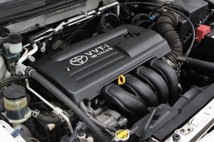 2004 Toyota Corolla Levin ZZE122R Silver