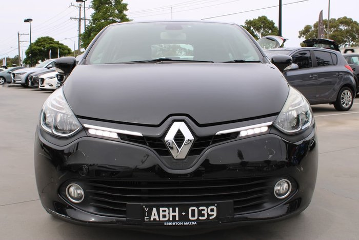 2014 Renault Clio Expression IV B98 Black