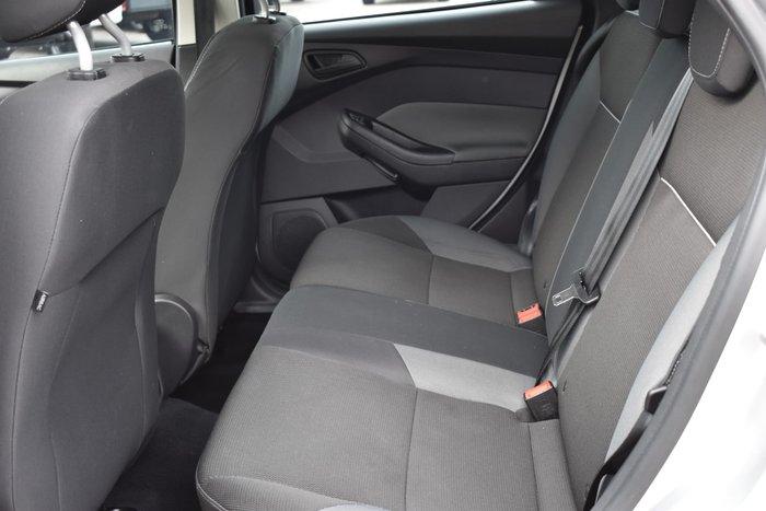 2011 Ford Focus Ambiente LW Moondust Silver