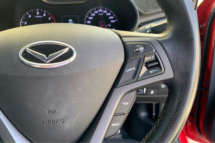 2015 Hyundai Veloster SR Turbo FS4 Series II Veloster Red