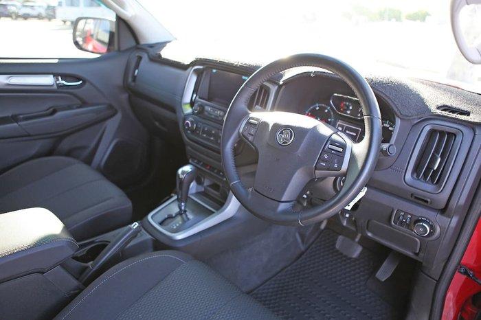 2017 Holden Colorado LTZ RG MY17 4X4 Dual Range Red
