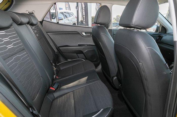 2020 Kia Stonic GT-Line YB MY21 Black