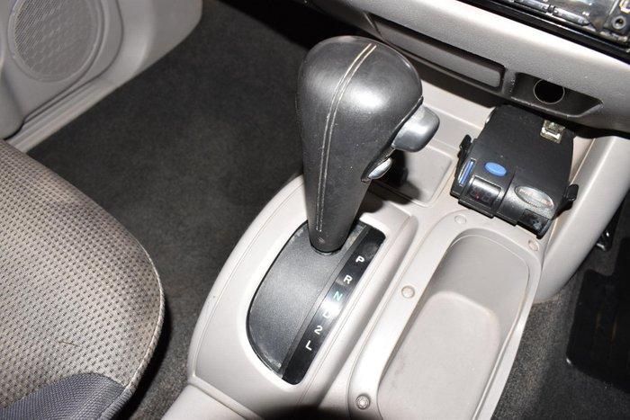 2009 Mitsubishi Triton GLX ML MY09 White