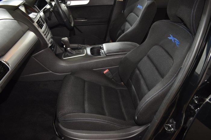 2011 Ford Falcon XR6 FG Silhouette