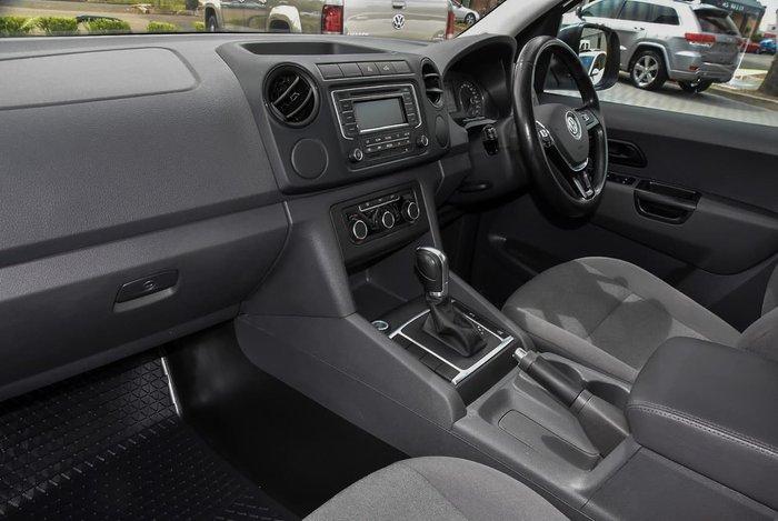 2016 Volkswagen Amarok TDI420 2H MY16 4X4 Constant White