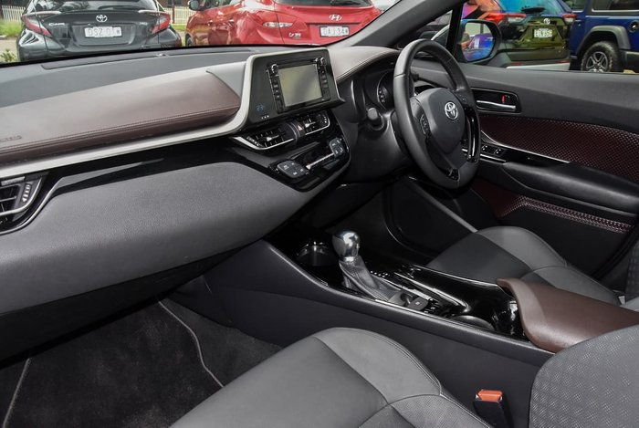 2017 Toyota C-HR Koba NGX50R 4X4 On Demand Silver