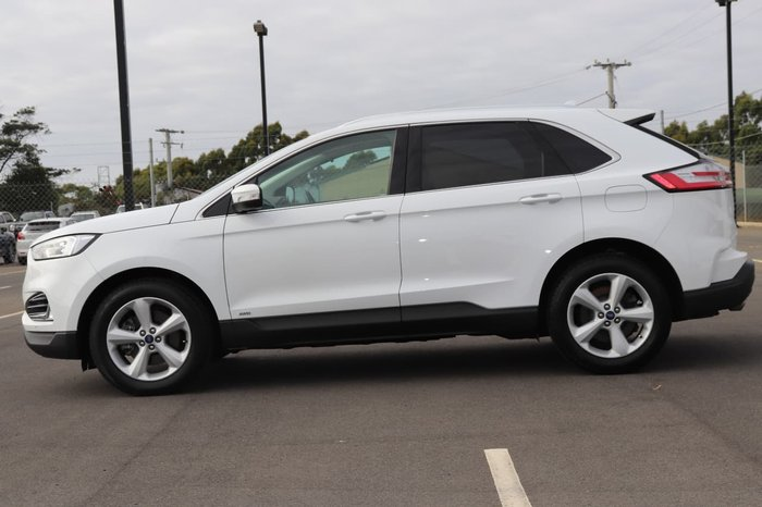 2018 Ford Endura Trend CA MY19 Four Wheel Drive White