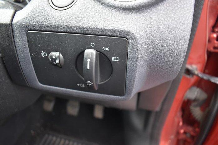 2006 Ford Fiesta LX WQ Red