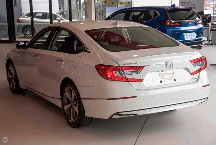 2020 Honda Accord VTi-LX 10th Gen MY21 White