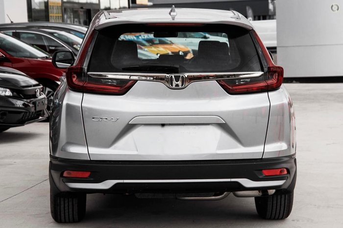 2020 Honda CR-V Vi RW MY21 Silver