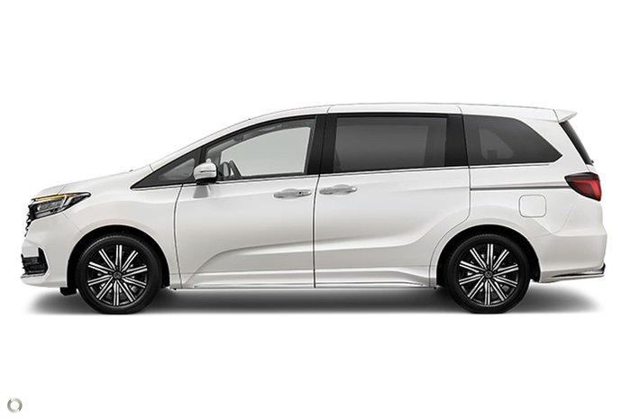 2020 Honda Odyssey Vi LX7 5th Gen MY21 White