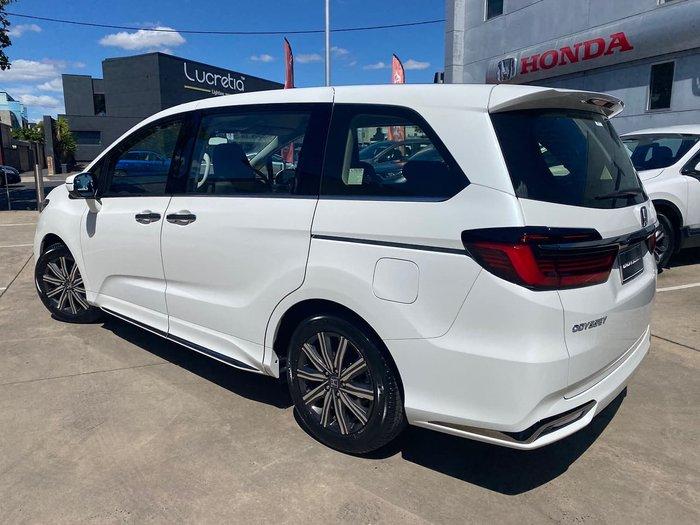 2020 Honda Odyssey Vi L7 5th Gen MY21 White