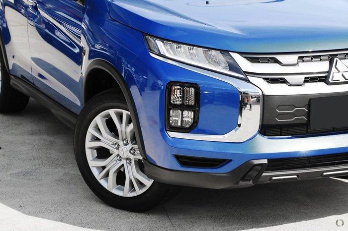 2020 Mitsubishi ASX LS XD MY21 Blue