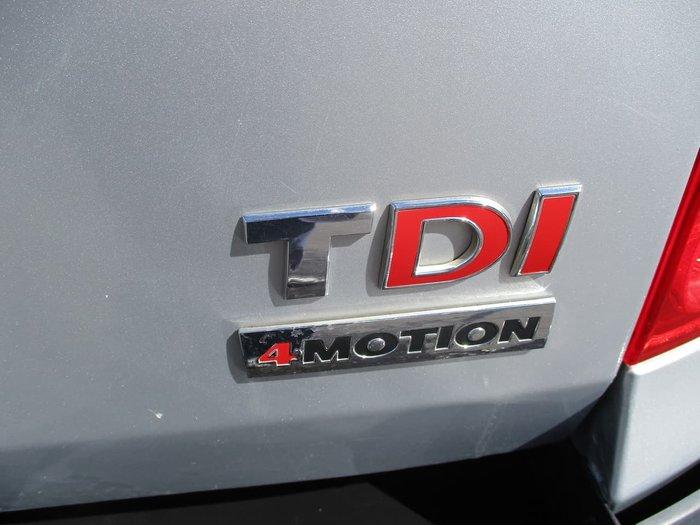 2013 Volkswagen Amarok TDI400 2H MY13 4X4 Dual Range Silver