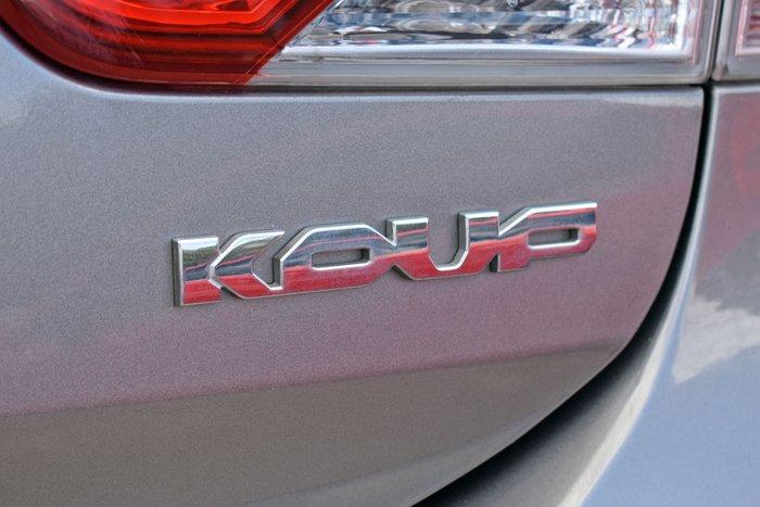 2011 Kia Cerato Koup Si TD MY12 Bright Silver