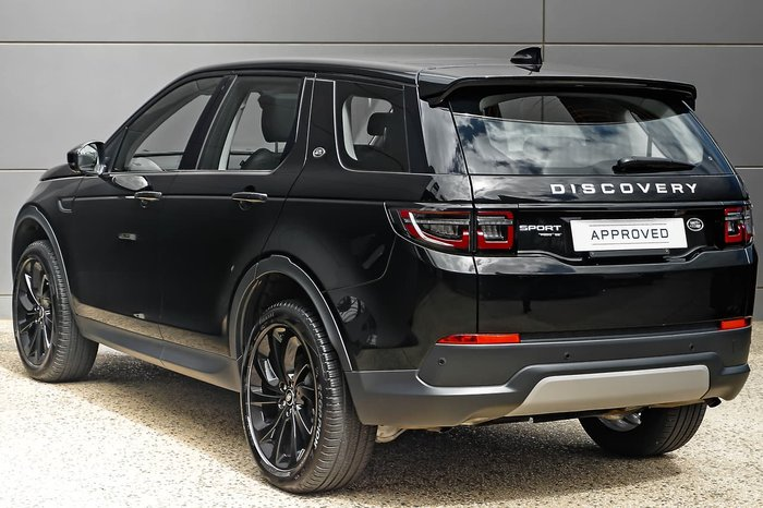 2019 Land Rover Discovery Sport P250 SE L550 MY20 4X4 Constant Black