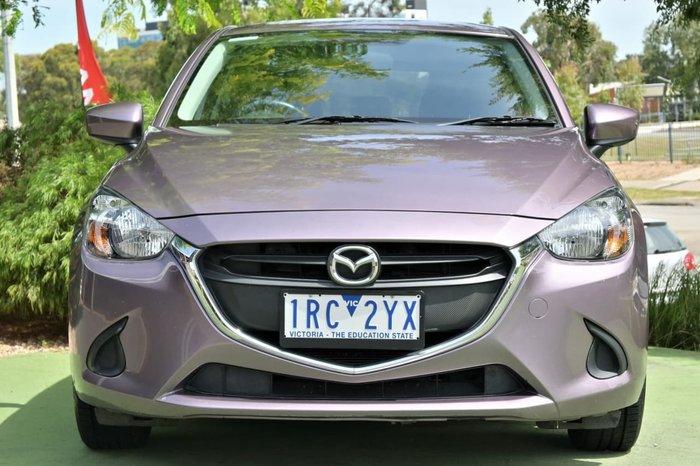 2015 Mazda 2 Maxx DJ Series Purple