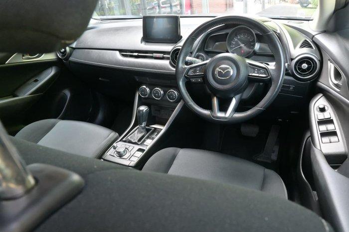 2018 Mazda CX-3 Maxx DK White