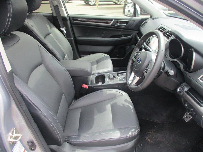 2017 Subaru Liberty 2.5i Premium 6GEN MY17 AWD Ice Silver
