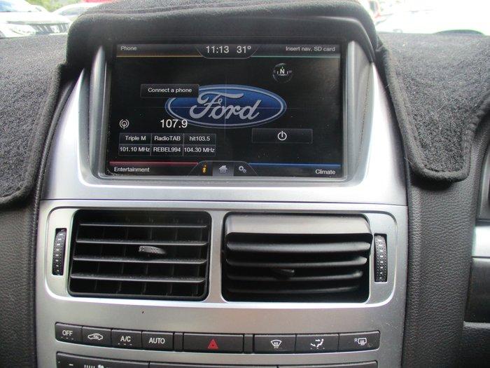 2016 Ford Falcon XR6 FG X Smoke