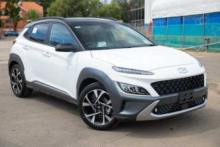 2020 Hyundai Kona Highlander 2WD