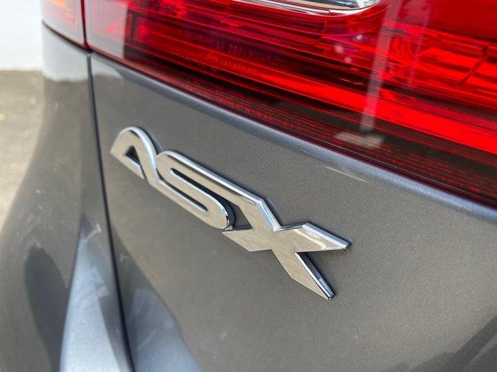 2014 Mitsubishi ASX LS XB MY15 Grey