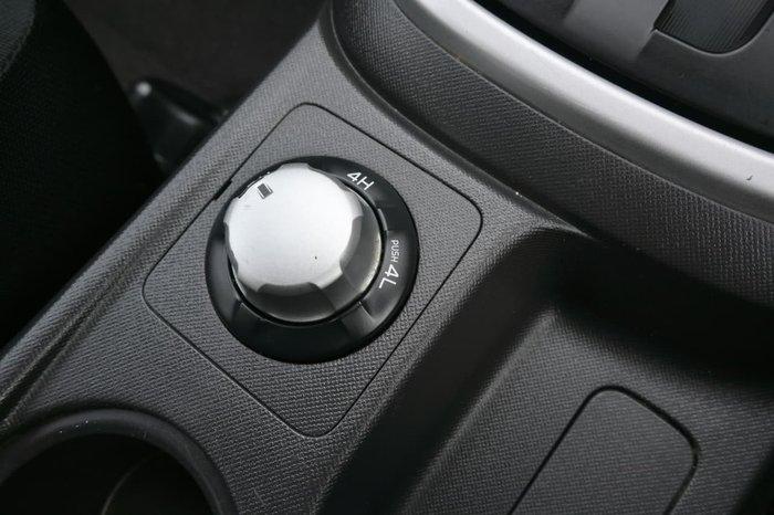2017 Isuzu D-MAX LS-U MY17 4X4 Dual Range Grey
