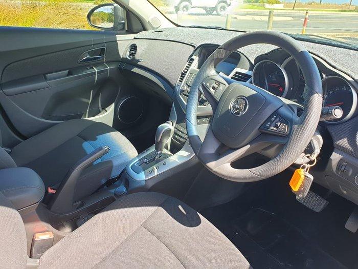 2012 Holden Cruze CD JH Series II MY13 Grey