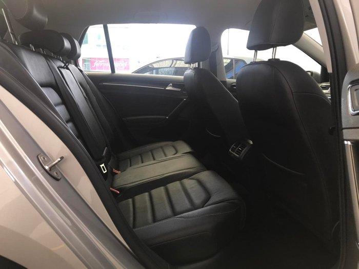 2017 Volkswagen Golf 110TSI Highline 7 MY17 Limestone Grey