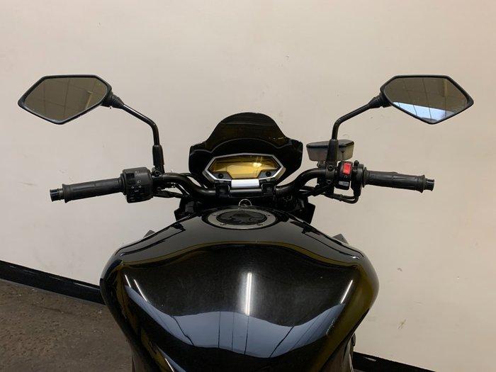2010 Kawasaki Z1000 Black