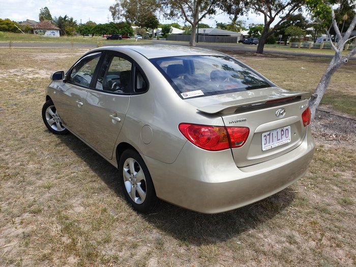 2007 Hyundai Elantra Elite HD Gold