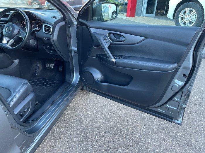 2018 Nissan QASHQAI ST-L J11 Series 2 Gun Metallic
