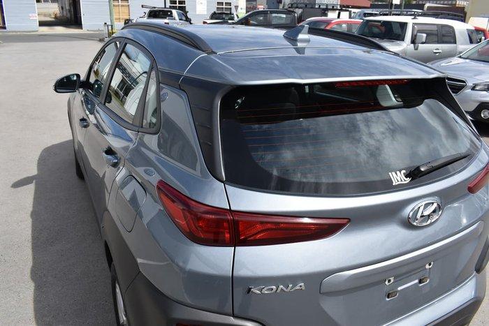 2019 Hyundai Kona Active OS.2 MY19 Silver