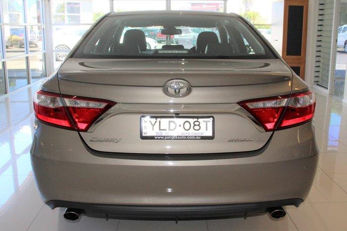 2016 Toyota Camry Atara SL ASV50R Gold