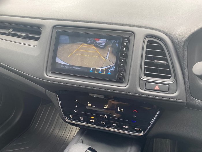 2020 Honda HR-V VTi MY21 White