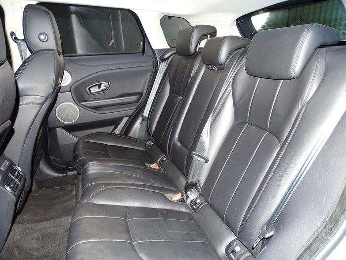 2016 Land Rover Range Rover Evoque TD4 150 Pure L538 MY16.5 4X4 Constant Grey