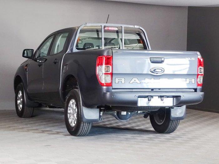 2020 Ford Ranger XLT PX MkIII MY20.25 4X4 Dual Range Grey
