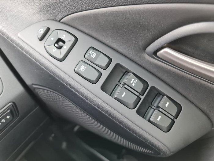 2013 Hyundai ix35 Highlander LM2 Four Wheel Drive Silver