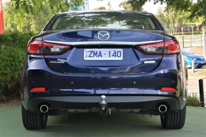 2013 Mazda 6 Touring GJ Blue