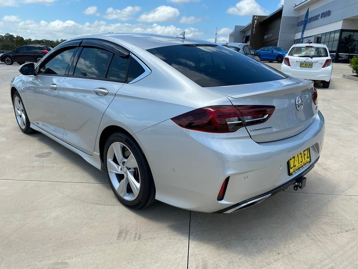 2018 Holden Commodore RS-V ZB MY18 4X4 On Demand Silver