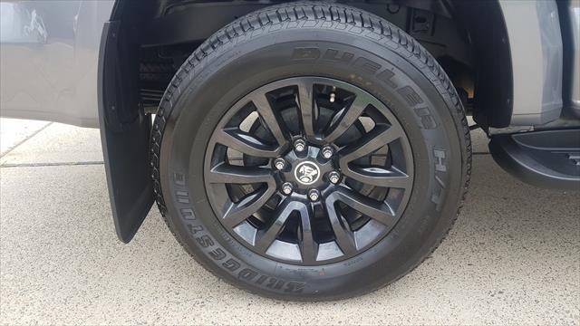 2016 HOLDEN COLORADO Z71 (4x4) RG MY17 Grey