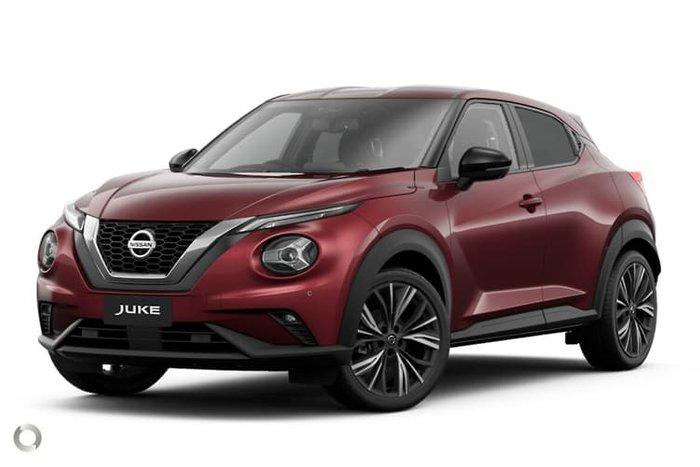 2021 Nissan JUKE Ti F16 Burgundy
