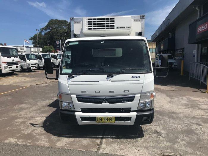 2017 FUSO 515 White