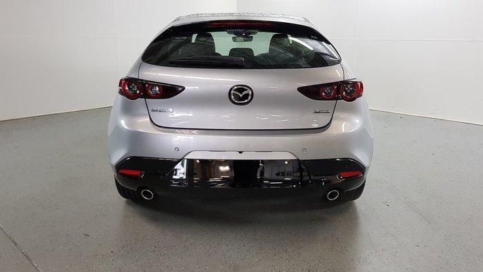 2020 Mazda 3 G20 Touring BP Series Sonic Silver