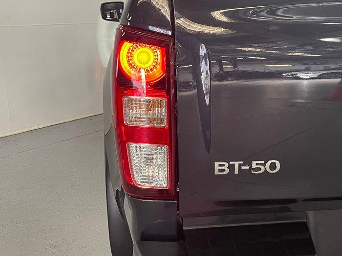 2020 Mazda BT-50 XTR TF 4X4 Dual Range Gunblue