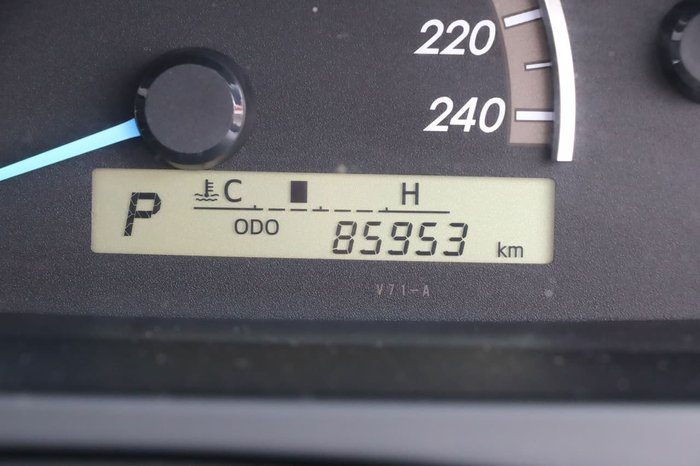 2012 Toyota Camry Atara SL ASV50R White