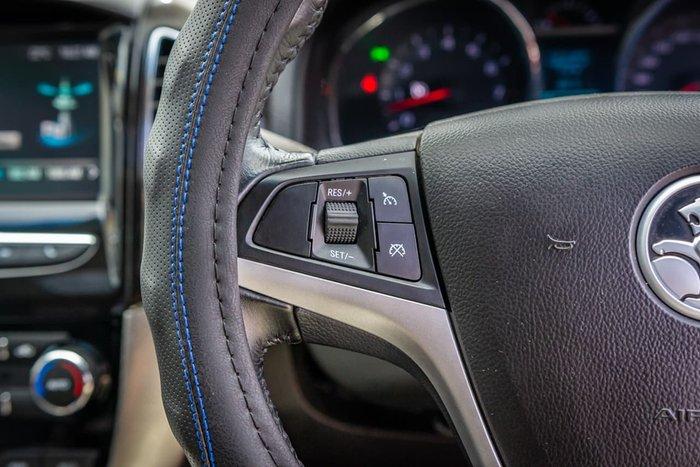 2017 Holden Captiva LTZ CG MY18 4X4 On Demand White